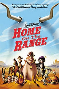 poster 'Home on the Range' © 2004 Buena Vista International