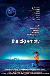 poster 'The Big Empty' © 2004 Aura Entertainment