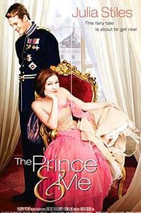 poster 'The Prince & Me' © 2004 RCV Film Distribution
