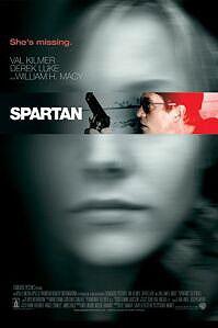 poster 'Spartan' © 2004 Warner Bros.