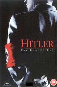 poster 'Hitler: The Rise of Evil' © 2003 Alliance Atlantis Communications