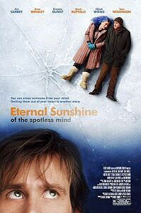 poster 'Eternal Sunshine of the Spotless Mind' © 2004 A-Film Distribution