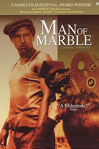 poster 'Man of Marble' © 1977 New Yorker Films