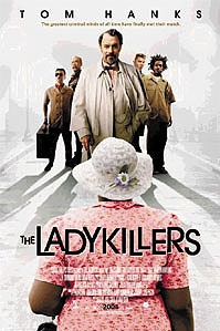 poster 'The Ladykillers' © 2004 Buena Vista International (BVI)