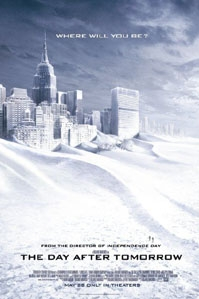 poster 'The Day After Tomorrow' © 2004 20th Century Fox Netherlands