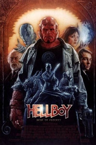 poster 'Hellboy' © 2004 Columbia TriStar