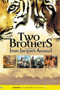 poster 'Two Brothers' © 2004 A-Film Distribution