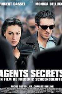 poster 'Agents Secrets' © 2004 La Chauve Souris