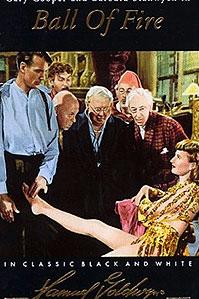 poster 'Ball of Fire' © 1941 Samuel Goldwyn Company