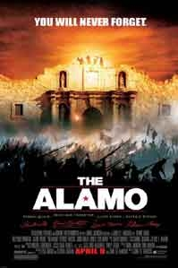 poster 'The Alamo' © 2004 Buena Vista International