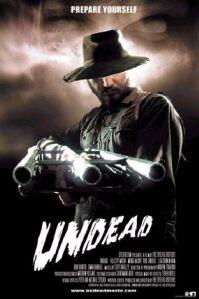 poster 'Undead' © 2003 Spierigfilm