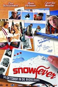 teaser poster 'Snow Fever' © 2004 A-Film Distribution