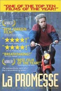 Poster 'La Promesse' © 1996 Contact Film Cinematheek