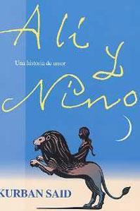 boekomslag 'Ali & Nino' © 2004 casadejacob.com