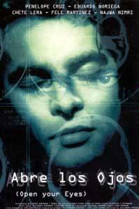 poster 'Abre los Ojos © 1996 Sogetel