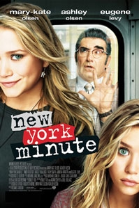 poster 'New York Minute' © 2004 Warner Bros.