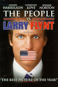 poster 'The People vs. Larry Flynt' © 1996 Columbia Pictures Corporation