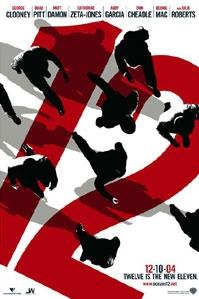 poster 'Ocean's Twelve' © 2004 Warner Bros.