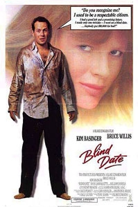 poster 'Blind Date' © 1987 Delphi V Productions