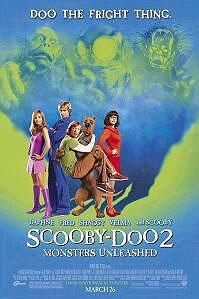 poster 'Scooby-Doo 2' © 2004 Warner Bros.