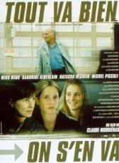 Franse poster van 'Tout Va Bien (on s'en va)'  © 2000 Filmmuseum