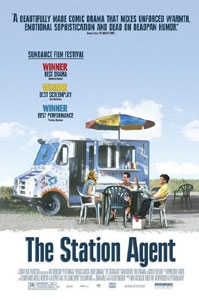 poster 'The Station Agent' © 2004 1 More Film