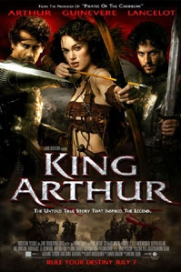 poster 'King Arthur' © 2004 Buena Vista International (BVI)