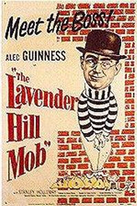poster 'The Lavender Hill Mob' © 1951 Ealing Studios