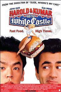 poster 'Harold and Kumar Go To White Castle' © 2004 RCV Film Distribution