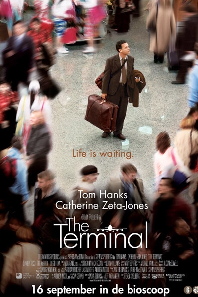 poster 'The Terminal' © 2004 United International Pictures (UIP)