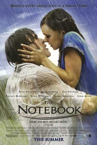 poster 'The Notebook' © 2004 RCV Film Distribution