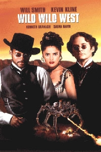 poster 'Wild Wild West' © 1999 Warner Bros.