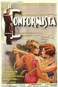 poster 'Il Conformista' © 2000 Paramount Pictures