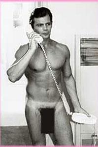 Jeff Stryker (gecensureerd) in 'Can I Be Your Bratwurst, Please' © 1999 Regina Ziegler Filmproduktion