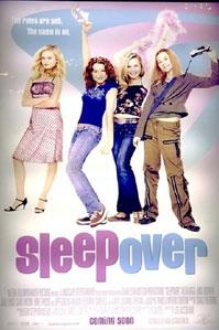 poster 'Sleepover' © 2004 Metro-Goldwyn-Mayer (MGM)