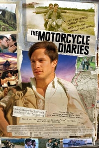 poster 'The Motorcycle Diaries' © 2004 A-Film Distribution