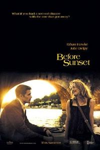 poster 'Before Sunset' © 2004 Warner Bros.