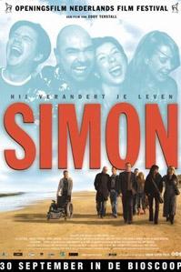 poster 'Simon' © 2004 A-film Distribution