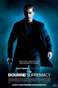poster 'The Bourne Supremacy' © 2004 United International Pictures (UIP)