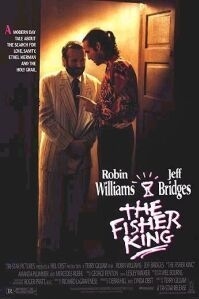 poster 'The Fisher King' © 1991 Columbia Pictures Corporation