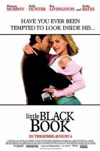 poster 'Little Black Book' © 2004 Columbia TriStar Films