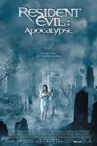 poster 'Resident Evil: Apocalypse' © 2004 Columbia TriStar Films