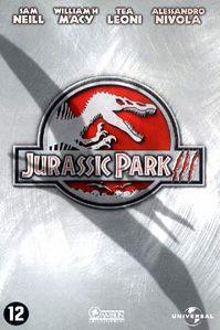 poster 'Jurassic Park' © 2001 Amblin Entertainment