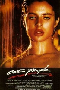 poster 'Cat People' © 1982 RKO Pictures