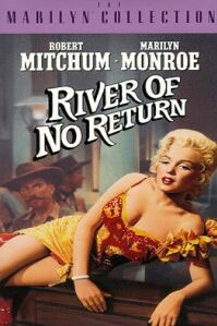poster 'River of No Return' © 1954 20th Century Fox