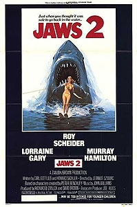 poster 'Jaws 2' © 1978 Universal Pictures