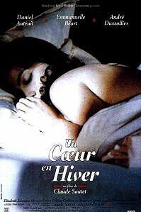 poster 'Un Coeur en Hiver' © 1992 Cinéa