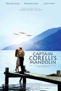 poster 'Captain Corelli's Mandolin' © 2001 Universal/Walt Disney