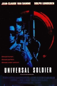 poster 'Universal Soldier' © 1992 Carolco Pictures Inc.