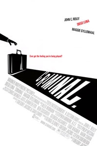 poster 'Criminal' © 2004 Warner Bros.